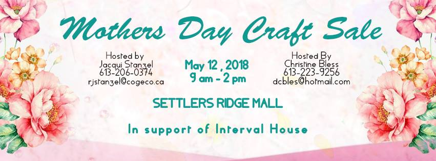 Mother's Day Annual Craft Sale