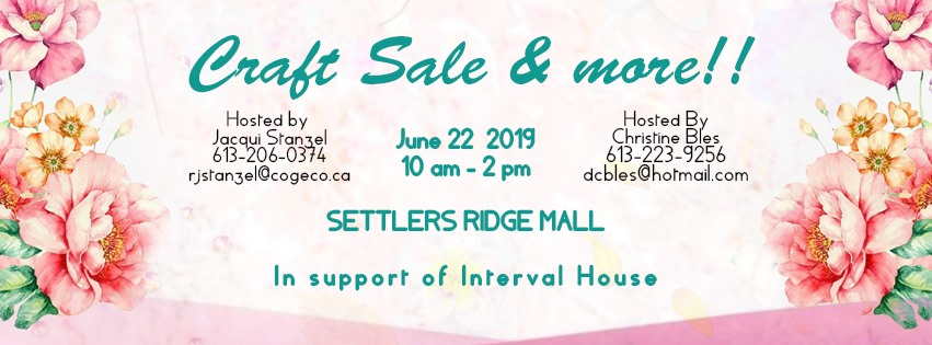 Craft Sale & More