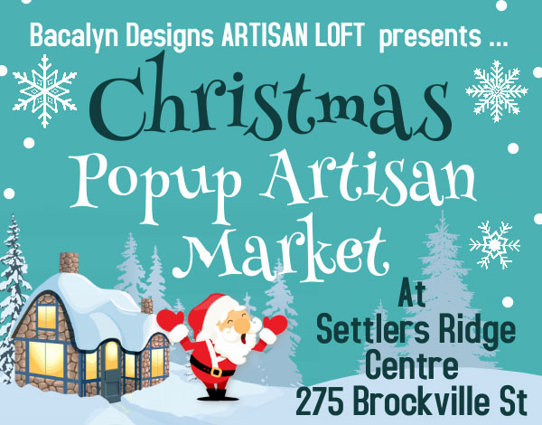 Christmas Popup Artisan Market