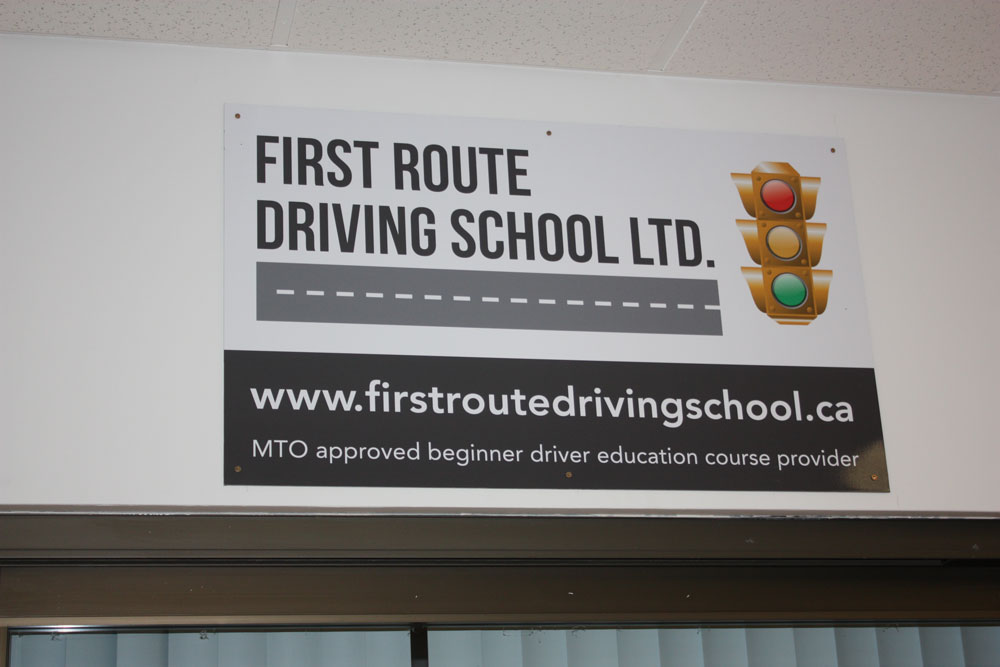 First Route