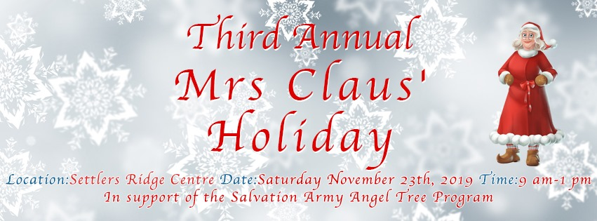 Mrs. Claus Holiday Market