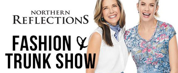 Northern Reflections Fashion Trunk Show