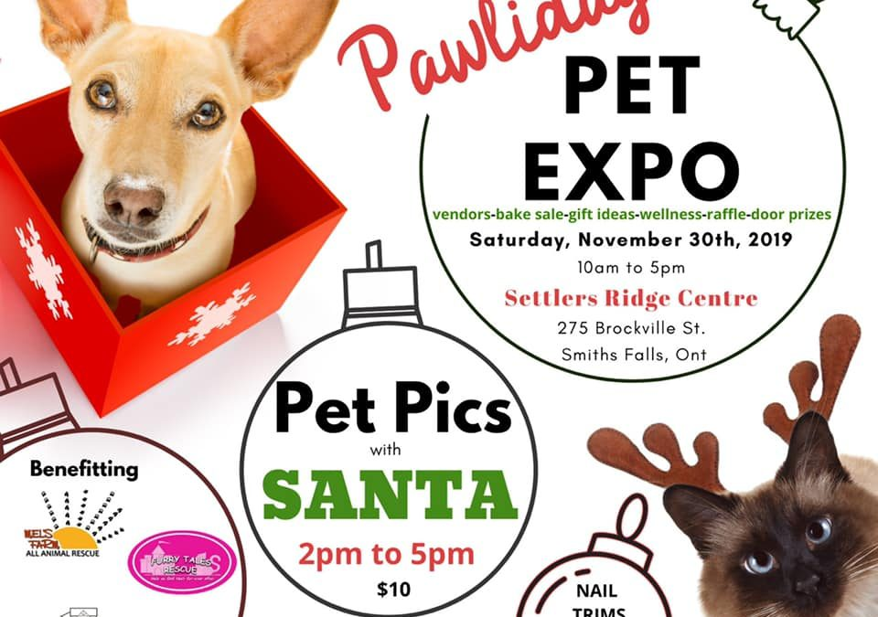 Pawliday Pet Expo
