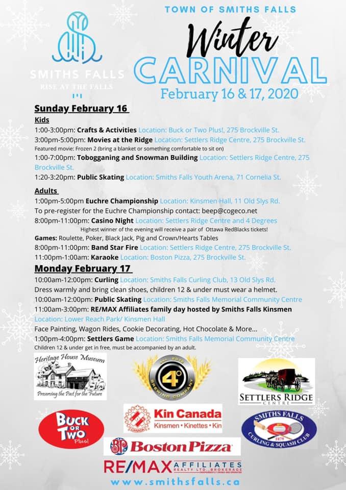 Winter Carnival 2020